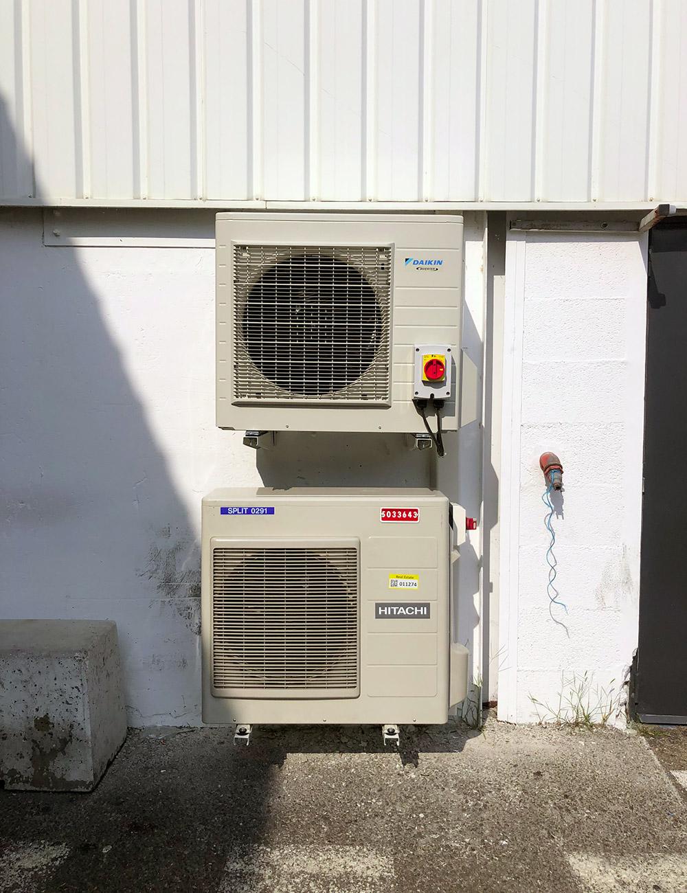 Installation spécifique pour les professionnels jusqu'à 20KW
