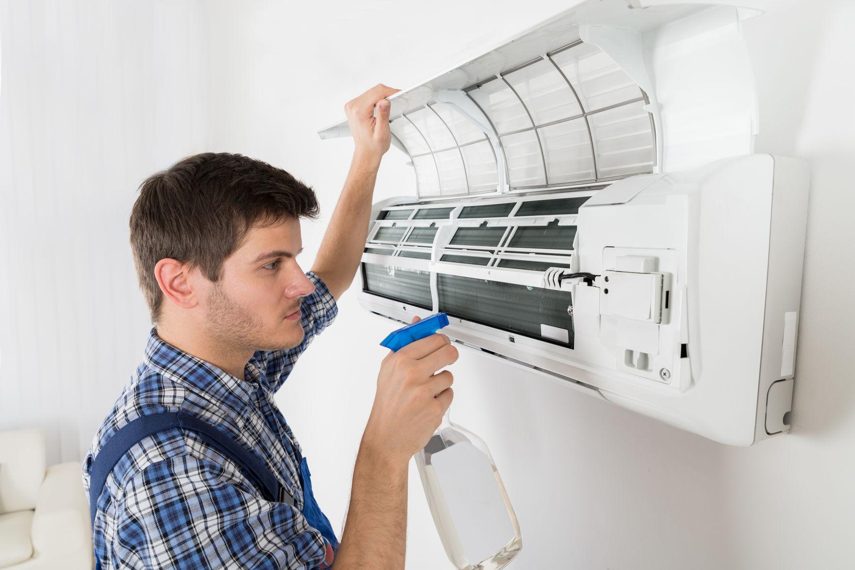 Réparation de climatisation